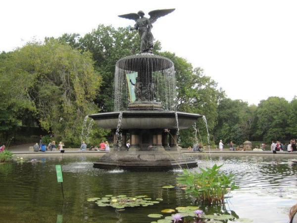 03-02 Bethesda Fountain