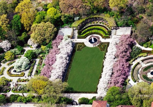 3 Conservatory Garden