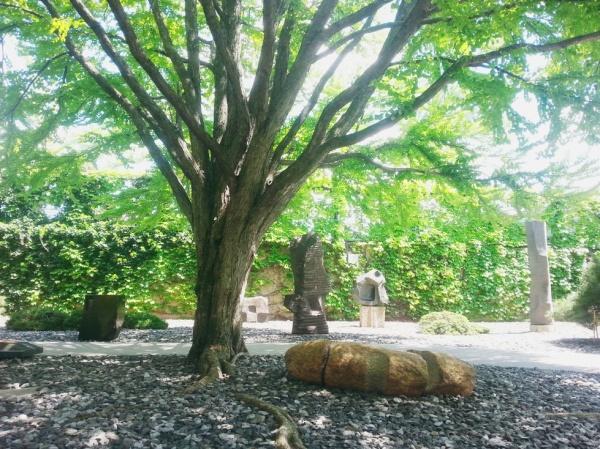 9 Noguchi Garden