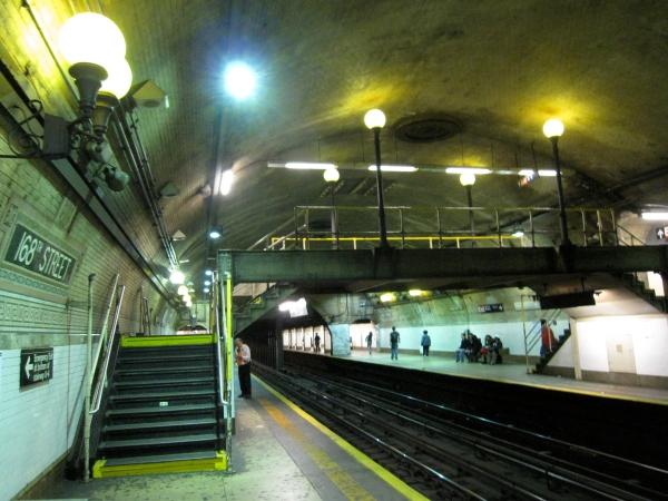 168th Street Subway Station