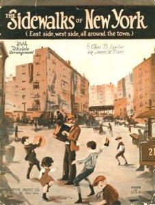 07 Sidewalks of New York