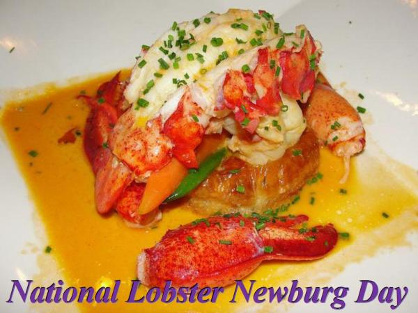 03-25 Lobster Newburg Day