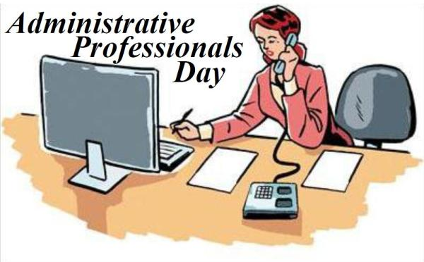 04-23 Administrative Professionals Day