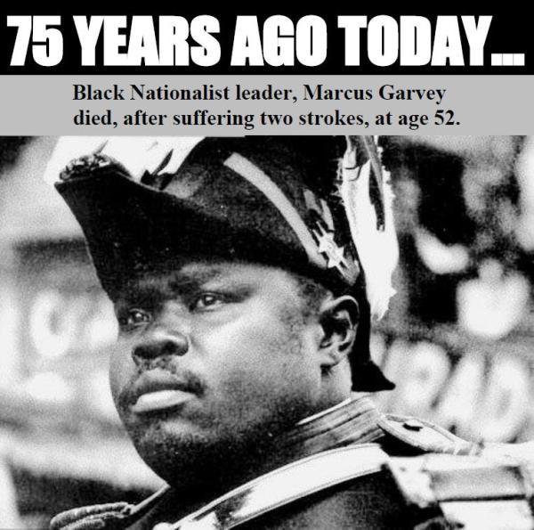 06-10 Marcus Garvey