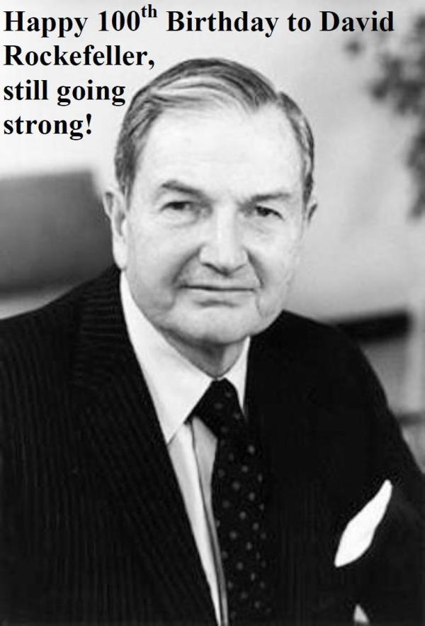 06-12 David Rockefeller