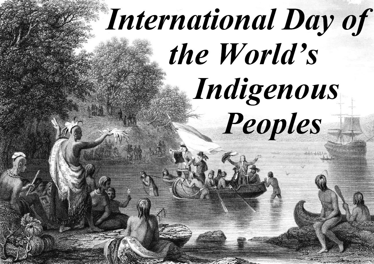 globalization indigenous peoples and world The world trade organization (wto) and indigenous peoples: resisting globalization, asserting self-determination wto of the sky, trees, plants, water, soils, seeds, indigenous knowledge and.