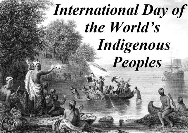 08-19 Indigenous Peoples