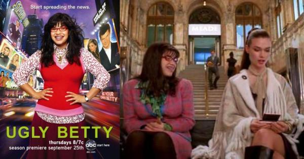 13 Ugly Betty