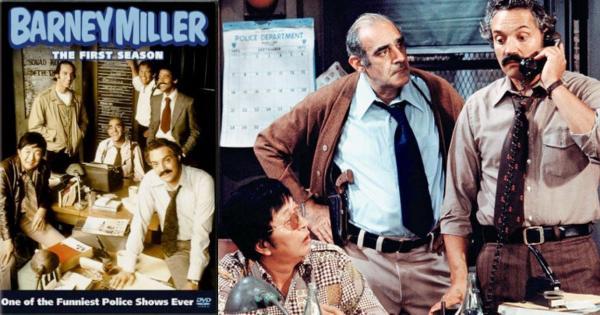 18 Barney Miller