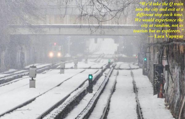 01-08 Snowy Subway