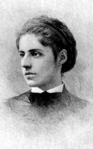 92 Emma Lazarus