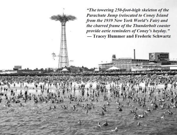 06-13 50s Coney Island