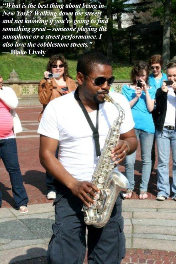 08-25 Saxophone