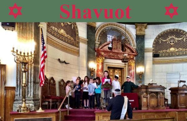 06-12 Shavuot