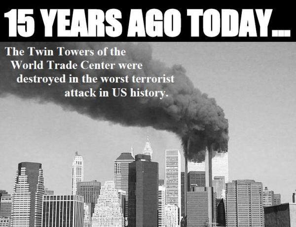 09-11 WTC Attack