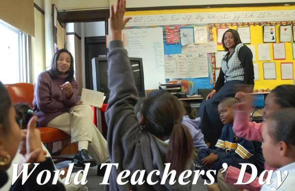 10-05 World Teachers Day